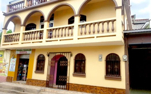 11 Rooms Hotel in the center of Copan